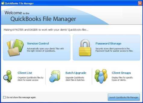 Know About QuickBooks File Manager Application