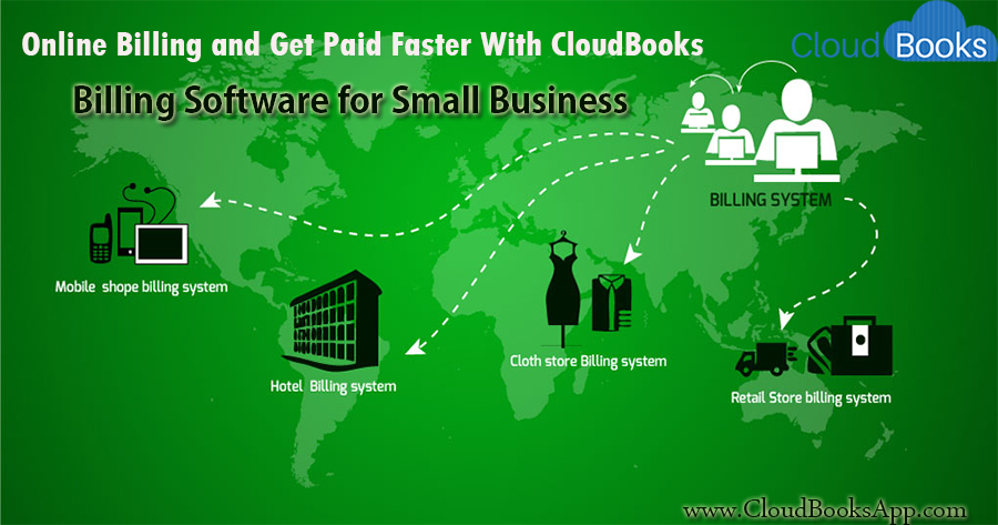 15 Best Accounting Software Systems For Your Business  Download     Billing And Invoicing Software For Small Business CloudBooks   Free business  invoice software supreme online store