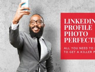 Get a Killer Linkedin Profile Pic