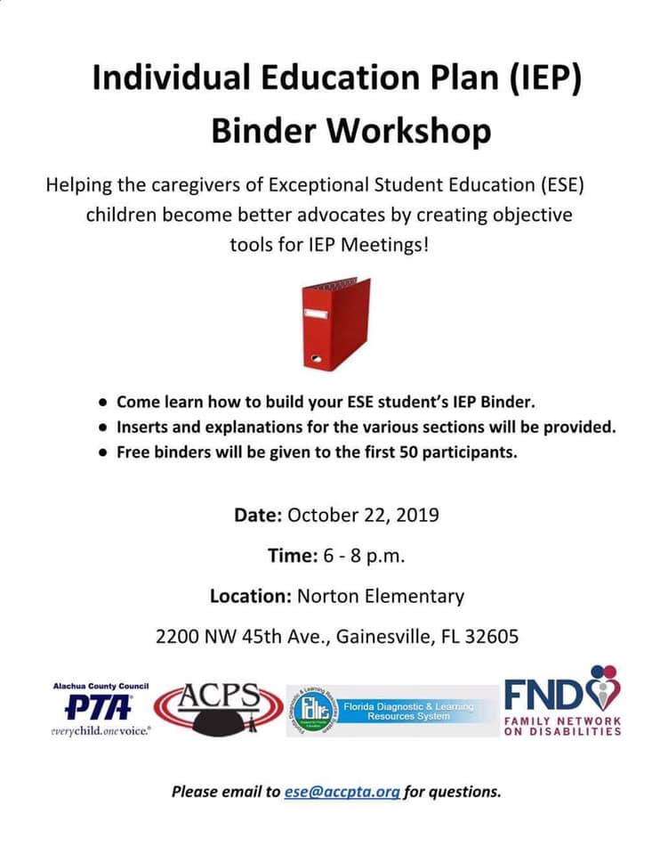 Oct22IEPBinderWorkshop