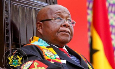 Prof. Mike Oquaye retained as speaker for the 8th parliament