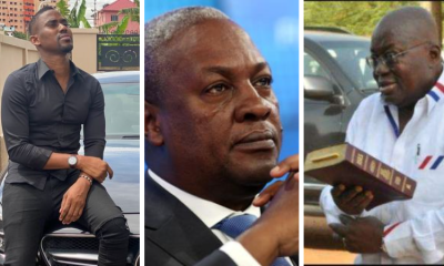 Akufo-Addo will be forced spiritually to hand over power to Mahama - Ibrah One claims