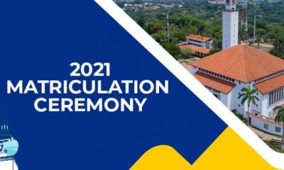 University of Ghana Organizes it's first Virtual Matriculation Ceremony