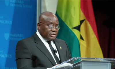 SONA 2021:My Government Is Going To Recruit More Health Workers In My Second Term – Akufo-Addo