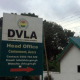 Location of DVLA offices in Accra