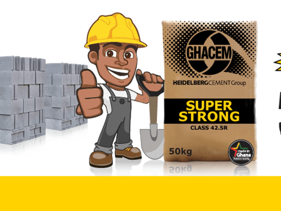 Latest Price List of GHACEM Cement
