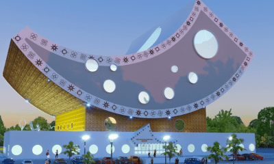 construction of $30 million Pan African Heritage World Museum