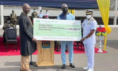 Kennedy Agyapong cuts sod to construct ultra-modern Cardio Center at 37 Military Hospital