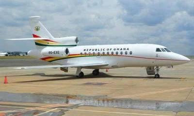 Ghana needs a new presidential jet