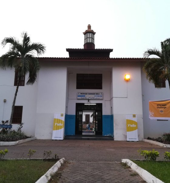 Top 5 beautiful traditional halls at the University of Ghana -mensah sarbah-hall