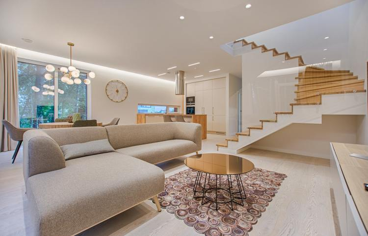 Picture of an interior staged home