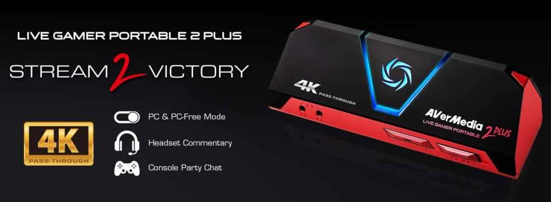 live gamer portable 2 plus 4K