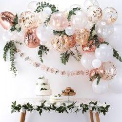 Sur Pinterest Ballons en latex anniversaire