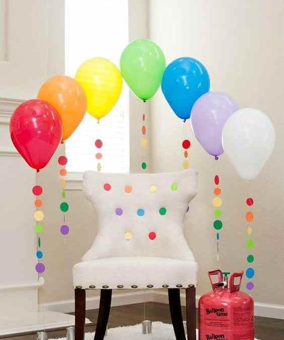 Sur Pinterest 35 Simply Splendid DIY Balloon Decorations For Your Celebration