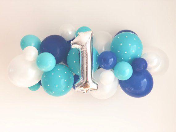 Sur Pinterest Blue Balloon Garland Kit – High Quality – 1m/3.3ft or 2m/6.6ft – Blue