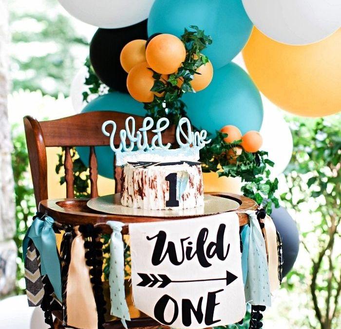 Sur Pinterest ▷ 1001 + idées décoration d'anniversaire 1 an pour réussir sa fête