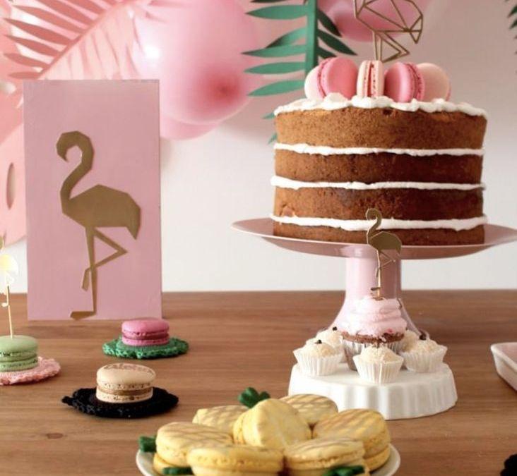 Sur Pinterest Quels sont les incontournables de la déco anniversaire flamant rose ?