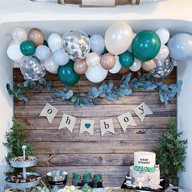 Sur Pinterest DIY Balloon Garland Kit   Choose Your Own Colors