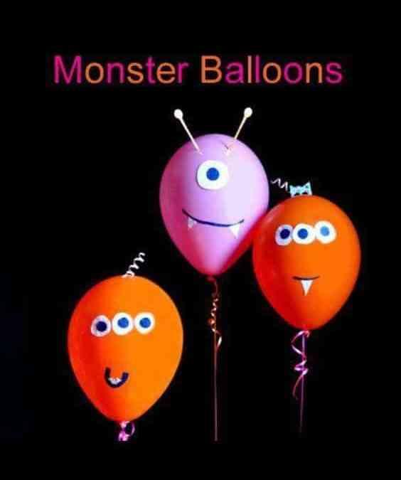Sur Pinterest Une fête de monstres
