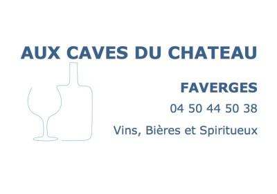 Aux caves du Château - Faverges
