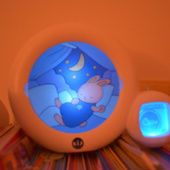 Test : le réveil Kid'sleep moon