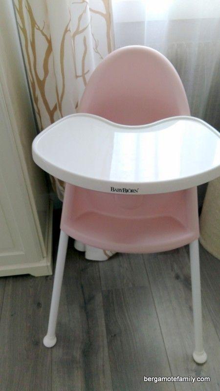La chaise haute Babybjörn
