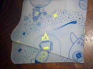 Set de table à colorier de Super petit
