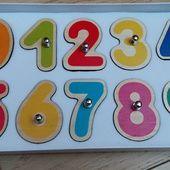 10 chiffres de Marbotic : un jouet en bois connecté pour vos enfants de 3 à 6 ans