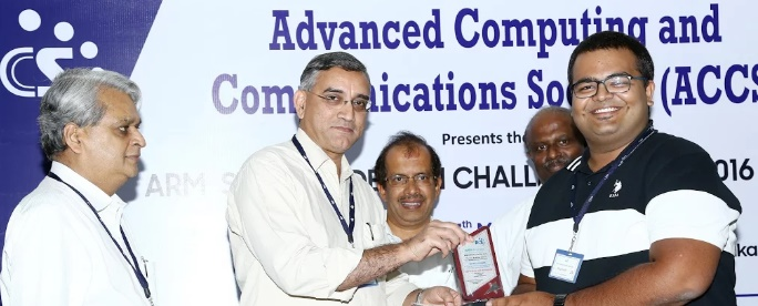 Promising Individual Award - Somaiya Institute of Engineering and Information Technology