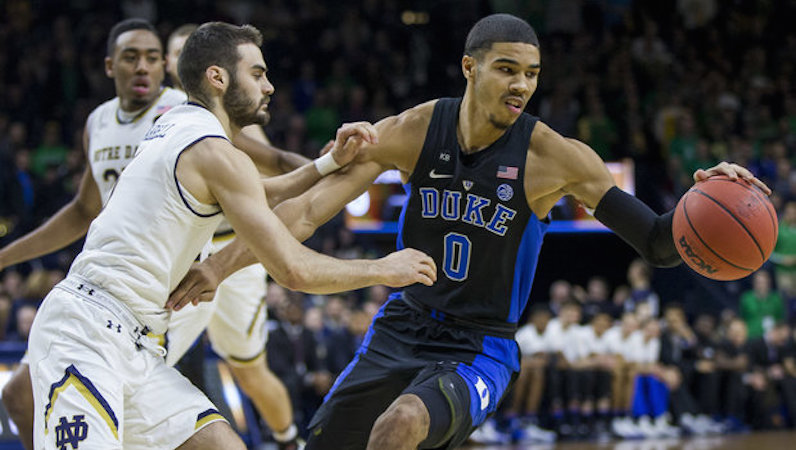 Small Ball Euphoria Is Back At Duke With The Awakening Of
