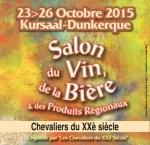 e-invitation Chevaliers SDV2015