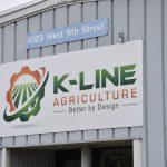 head office logo kline agriculture