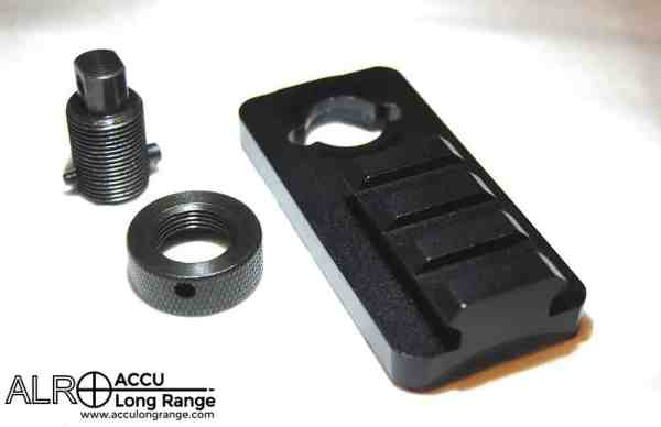 ACCU Long Range Sling Stud Picatinny rail adapter