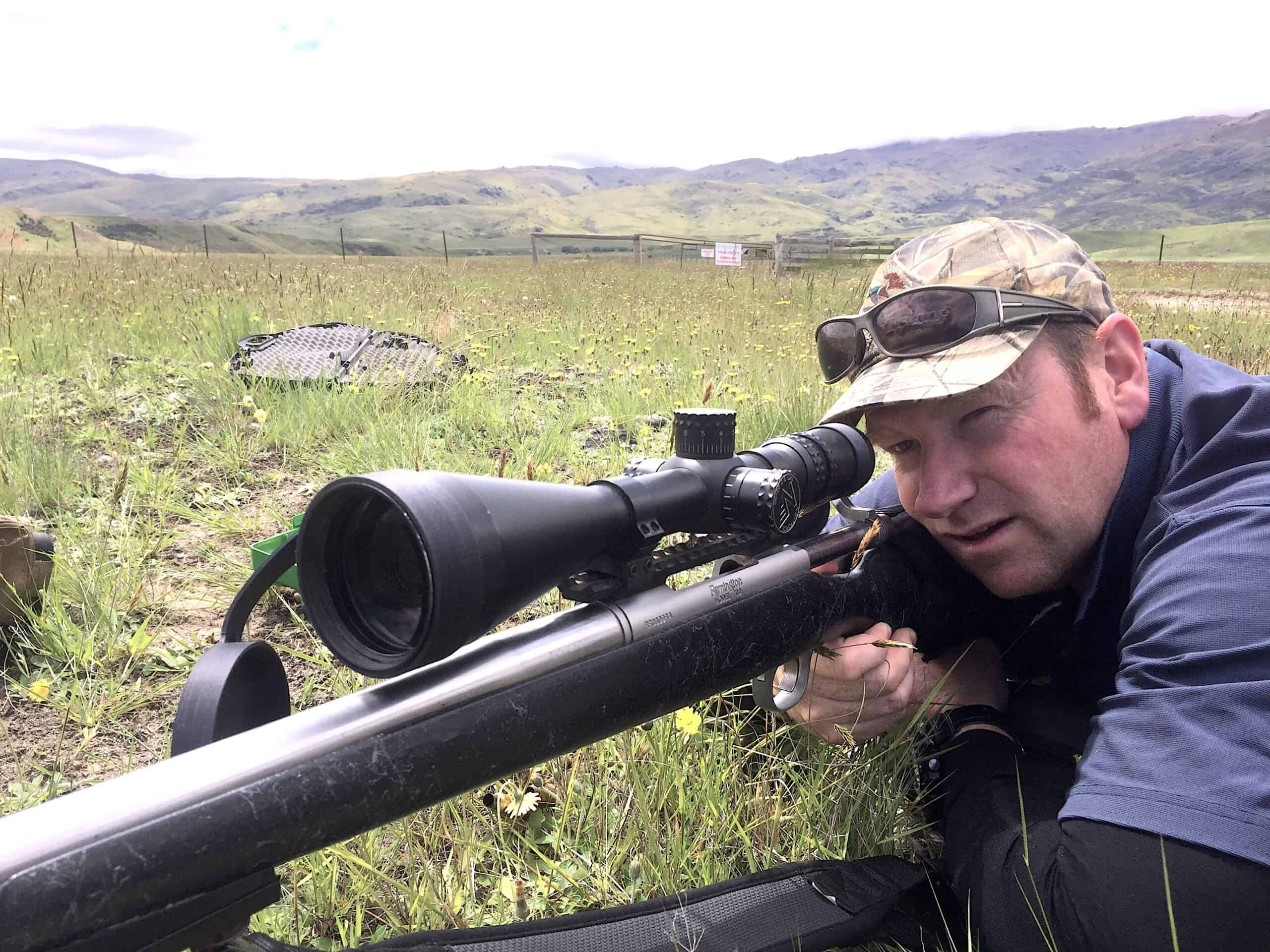 ACCU Long Range hunting and shooting products