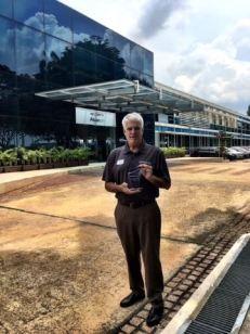 Alcon Building in Malaysia