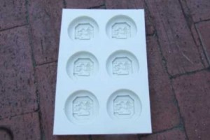 Custom Silicone Mold, sample production 6 items at the time