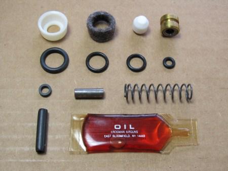 Crosman Model 140 Airgun Repair Seal Kit
