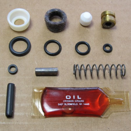 Crosman Model 140 Airgun Repair Seal Kit