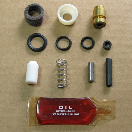 Crosman Early Model 760 Airgun Repair Seal Kit