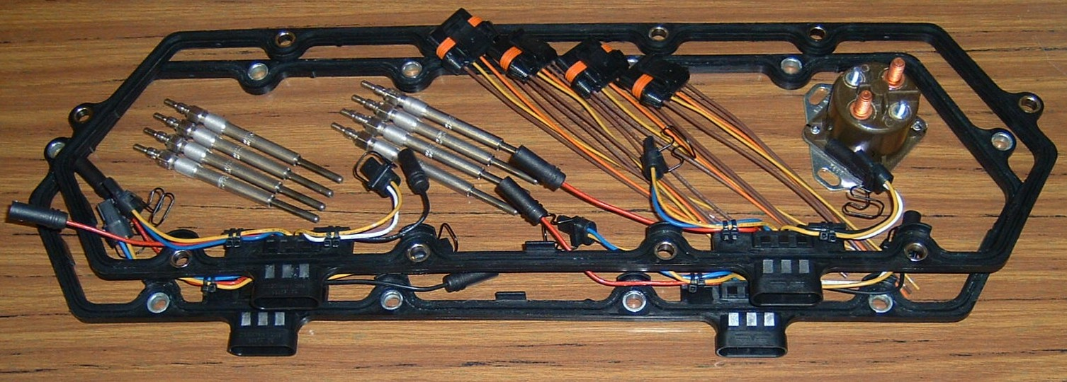 Glow Plug Parts, Controllers
