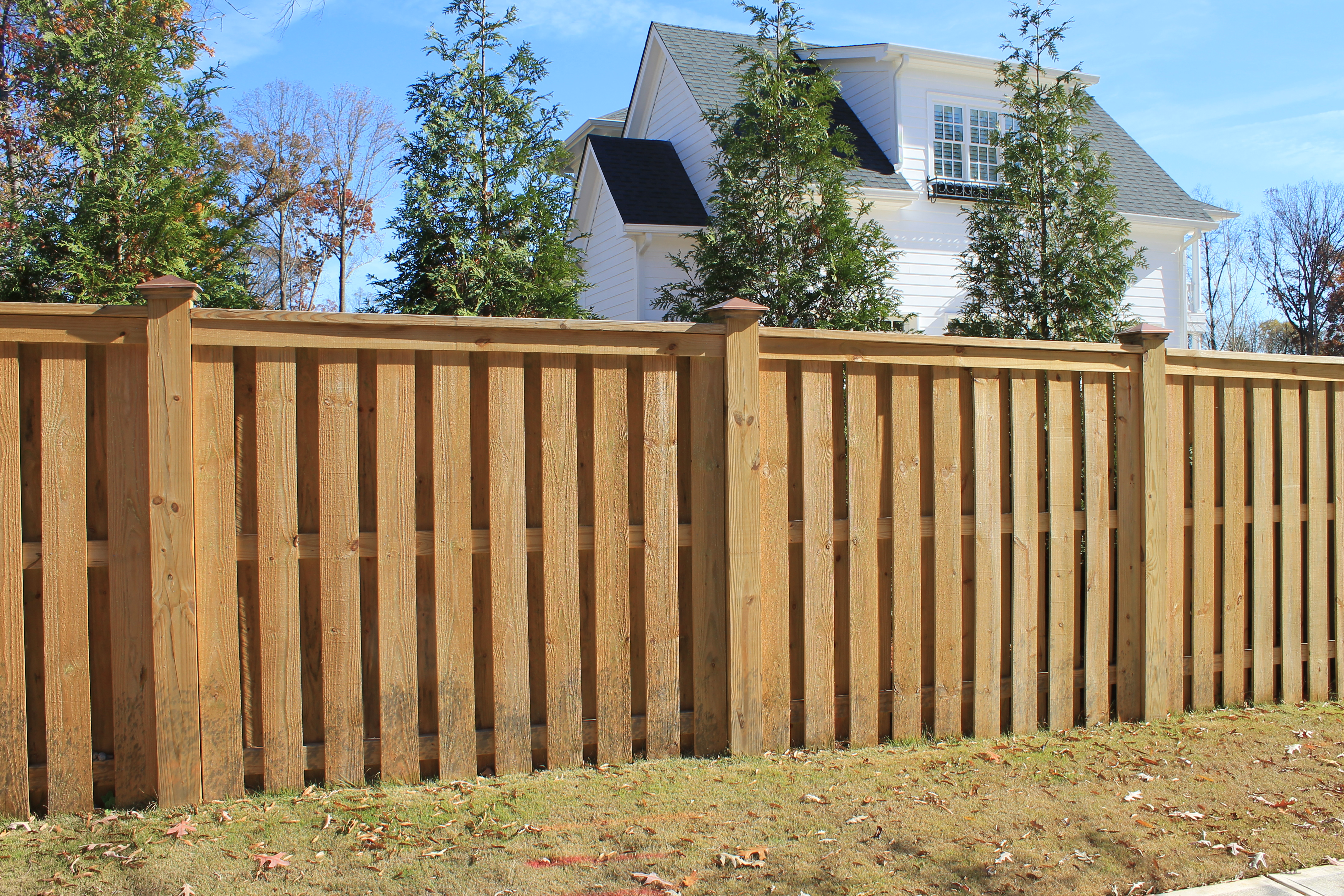 Wood Fences Amp Designs Accurate Fence Atlanta Fence Company