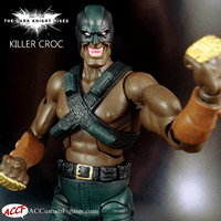 Killer Croc Dark Knight Rises