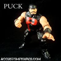 Puck Marvel Legends BAF