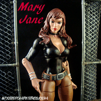 Mary Jane Watson Infinite Series