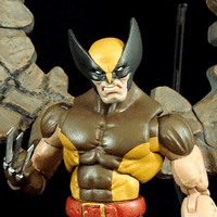 Wolverine (Brown Costume)