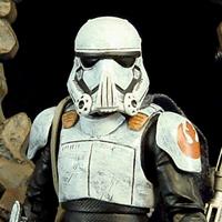 Phasma Hunter Finn (Star Wars TFA)