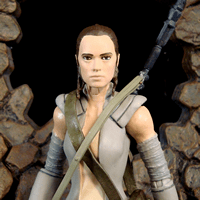 """Rey """"Resistance"""" (Star Wars TFA Ahch-To Outfit)"""