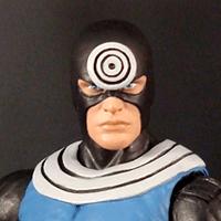 Bullseye (Dave Johnson Style)