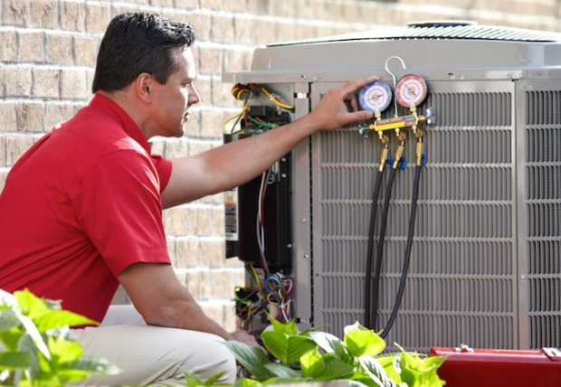 Inspect your air conditioner settings.