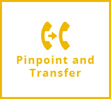 Pinpoint and Transfer